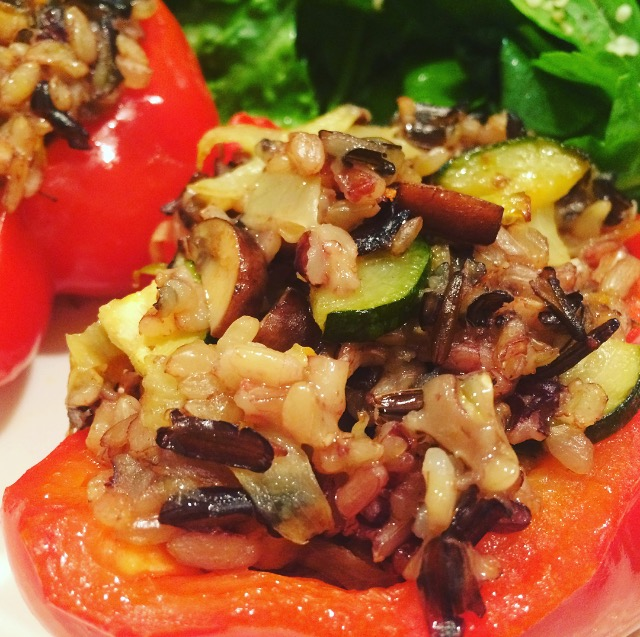 wild-rice-and-veggie-stuffed-peppers